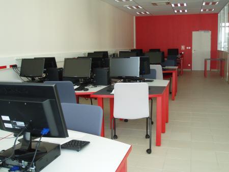 La salle multimédia